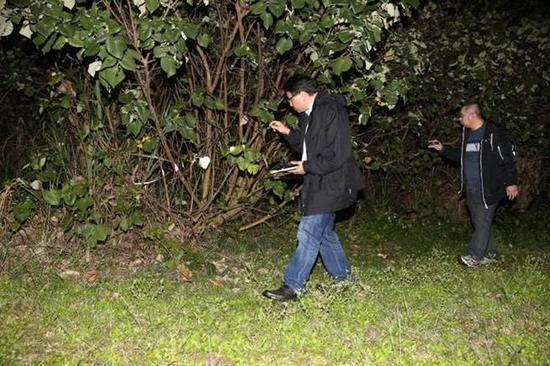 台湾大同警方13日晚间找到潘姓女子遗体。(图片来源:台湾《中时电子报》)