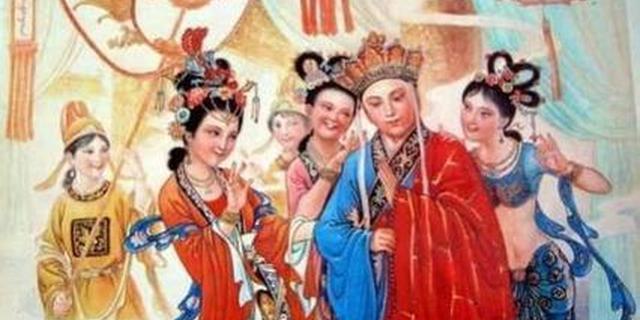 唐僧喜欢过女儿国国王吗?