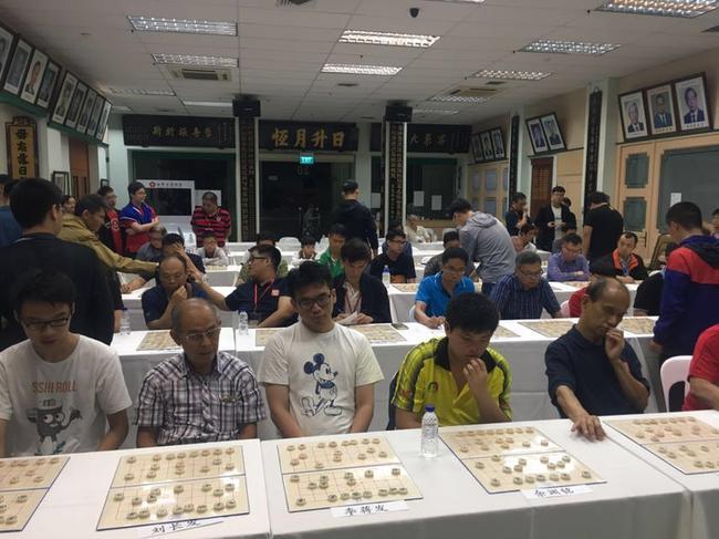 亚洲象棋个人赛中国棋手领跑 车轮战仅6人下和极品小厮修真记