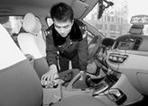 """沈阳元旦期间 60辆""""黑车""""在五爱等区域被查扣"""