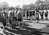 辽足将士顶着澳洲40℃桑拿天训练 一堂课用掉一桶防晒霜