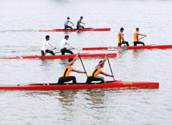 遼寧皮艇隊全運會期待收復失地