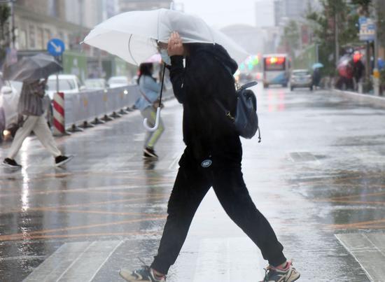 沈阳排水防涝工程经受住暴雨考验