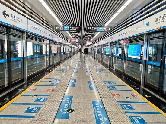 这些地铁线路有最新进展!