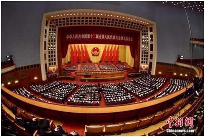 资料图 全国两会 中新网记者金硕摄