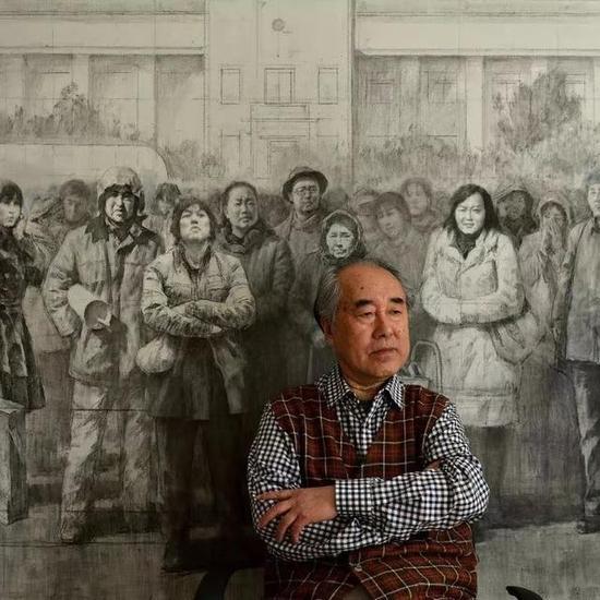 「缅怀」著名油画家鲁迅美术学院教授李泽浩先生逝世