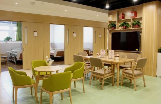 浑南首家智慧型社区医养中心投入运营 打造社区嵌入式居家医养