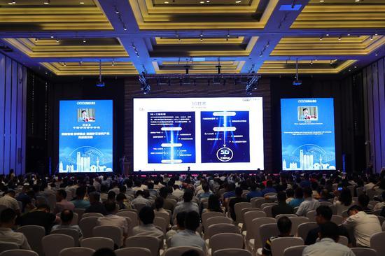 """重机领导品牌乘势""""混改""""再出发 北方重工承办第六届中国国际砂石骨料科技大会"""