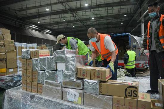 大连机场每天11架次可运4300吨!大连樱桃飞向全国