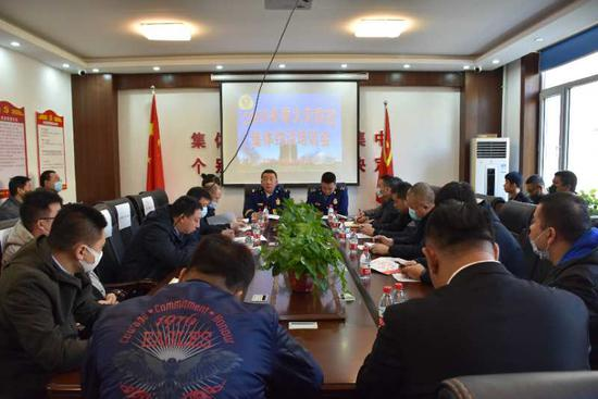 沈阳铁西消防召开安全城创建迎检工作部署推进会议