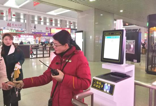 身份证当车票用!沈阳铁路局宣布12月10日起这42个车站将实行