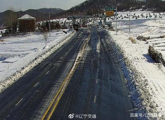 辽宁境内高速公路降雪封闭路段全部开通!具体路况如下