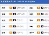 辽宁多城市最高气温回到零下 全省普遍有4-5级北风