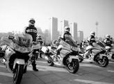 沈阳骑警扩编新增200辆摩托车 三环内增加200名骑警巡逻