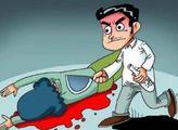 6旬男子持刀当街砍死妻子 常年对死者家暴