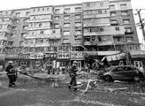 东北一对夫妻吵架丈夫点燃液化气罐 发生爆炸5人受伤