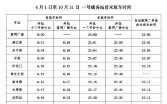 沈阳地铁1、2号线末班车将延至23点