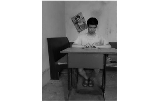 盲人考生超一本线88分 梦想为同类孩子当老师