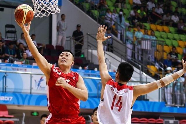 辽篮86-62击败上海进决赛 第4节净胜19分