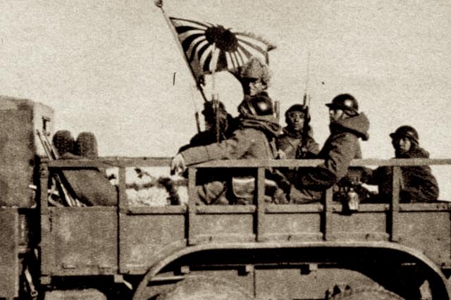 九一八事变影像资料 日本关东军侵占沈阳