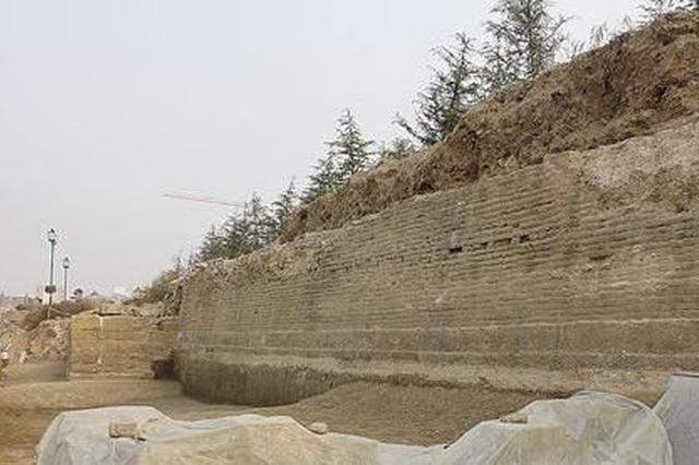 沈河区发现23米长明代城墙遗址 淹没于其他建筑内