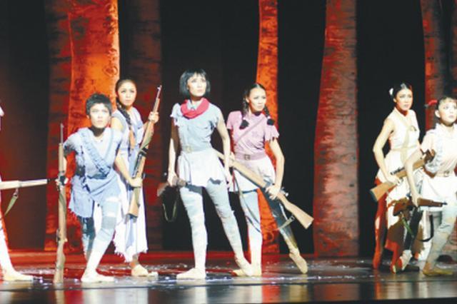 辽宁芭蕾舞团舞剧《八女投江》走出国门