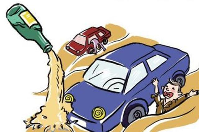 沈阳一司机一年内两次酒驾被抓 见警察企图弃车逃跑