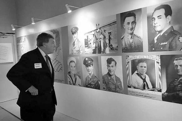 沈阳二战盟军战俘营史实展在美国开幕