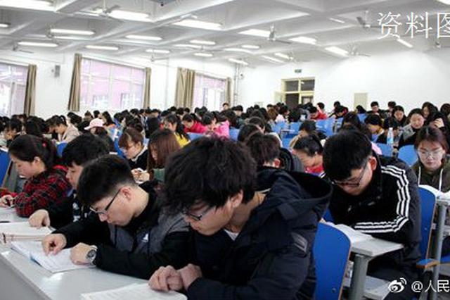 高校要求大二学生早自习引争议 校方:为了培养习惯