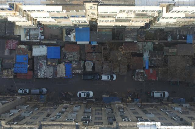 今年沈阳市市级统筹改造提质老旧小区120个
