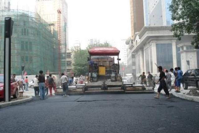 沈阳市集中整修36条市管道路 包括整修道路桥梁整修