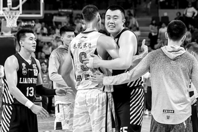 辽篮淘汰广东晋级总决赛 哈德森CBA职业生涯破9000分