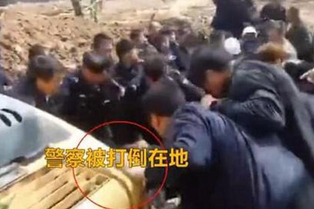 3名辅警遭保安围攻受伤 一涉案人员被刑拘