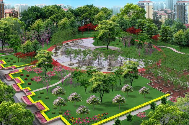 沈阳今春新增4个景观公园  重点实施十项绿化工程