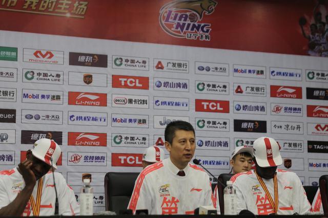 郭士强:团队很优秀 努力争创CBA的辽宁王朝