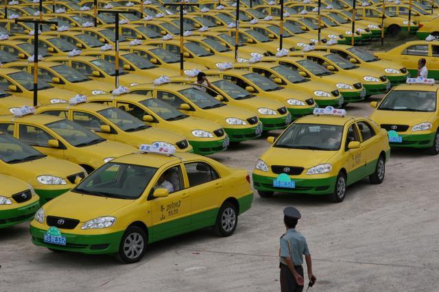 出租车也有假?市交通局建议市民选择正规出租车出行