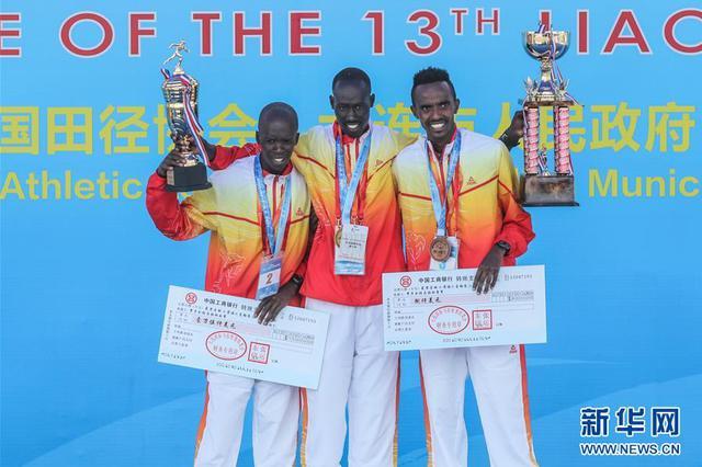 大连国际马拉松赛男子最好成绩被刷新
