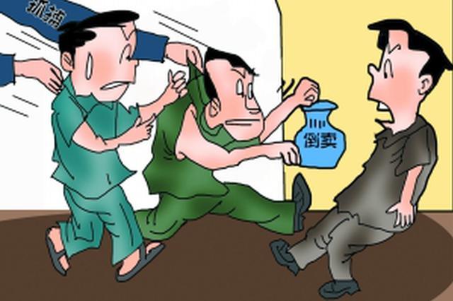 男子倒卖文物被列网逃人员 回家参加村委选举被抓
