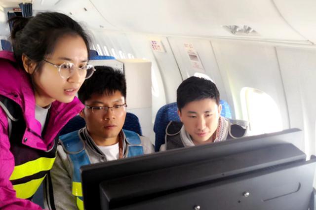 辽宁:开展人工增雨有效缓解旱情