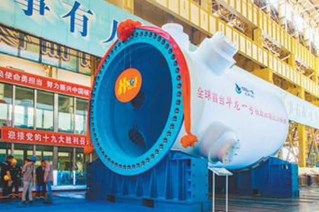 大连湾打造临海装备制造业聚集区纪实