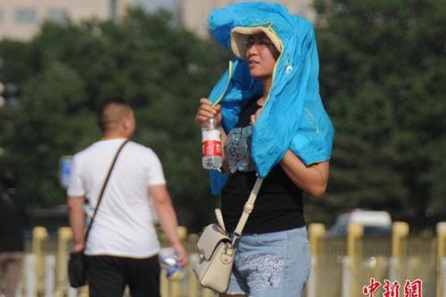 北方局地高温将冲击40℃ 辽宁西南部易发生中暑