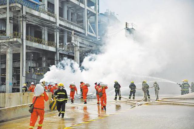 大连一化工企业次氯酸钠溶液泄漏 造成20余人送医