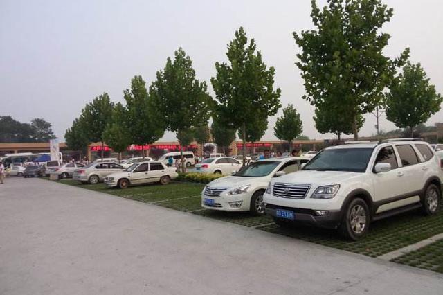 沈阳鼓励社会资本投资建停车场 每个车位最高补助8000元