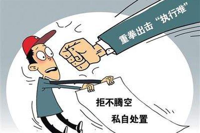 """辽宁省高法约谈11名基层法院院长 压实""""基本解决执行难"""""""