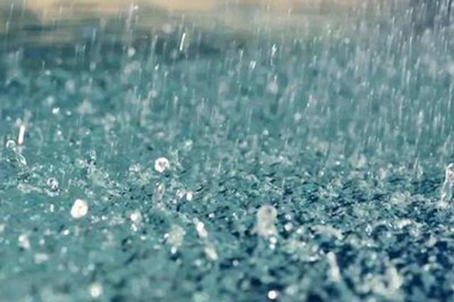 辽宁大范围降雨有效缓解中部旱情