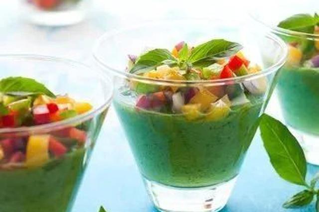 适合夏天清凉保健的8道素食菜谱 赶快收藏