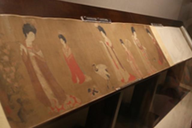 辽宁省博物馆全面开放 《洛神赋图》领衔馆藏十二个专题展