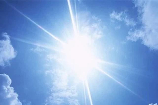 辽宁今日全省开启回暖模式 最高气温25-27℃