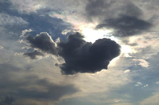 全省最高温18-22℃ 天气多云为主