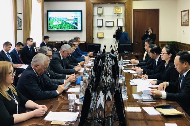 沈阳市代表团出访俄罗斯印度马来西亚取得丰硕成果